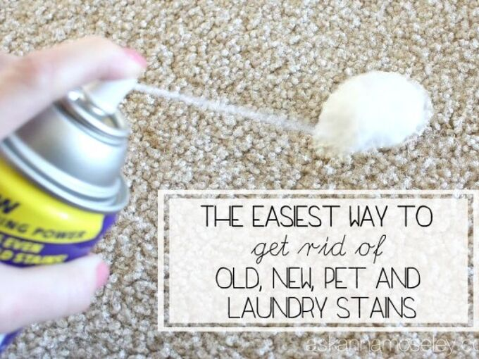 how to get stain out of carpet, cleaning tips, how to, reupholster