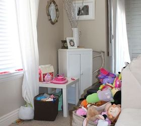 Kid S Play Area Hidden In Plain Site, Living Room Ideas, Organizing, Storage Part 86