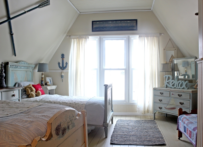 French Country A-frame Cottage Bedroom Tour | Hometalk