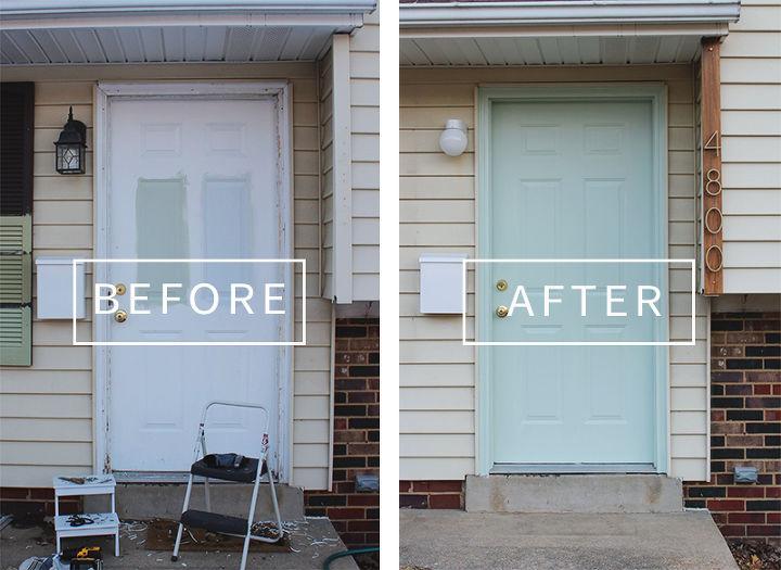 How to install exterior trim brick molding hometalk - How to replace exterior window trim ...