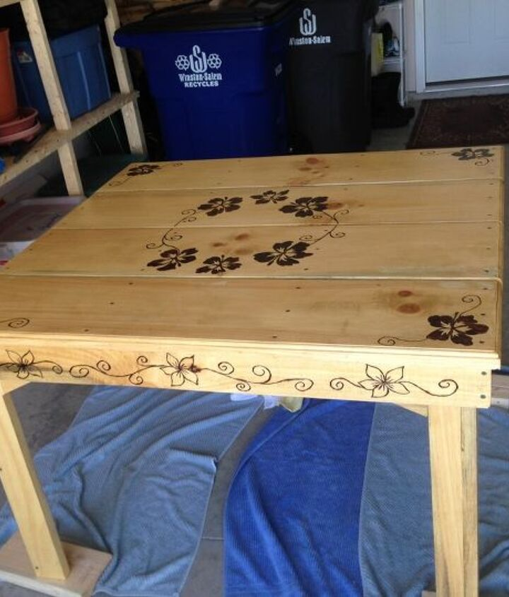 Finishing Table