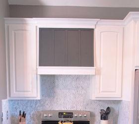 4 Easy Cabinet Updates Under 50, Kitchen Cabinets, Kitchen Design, Crown  Before