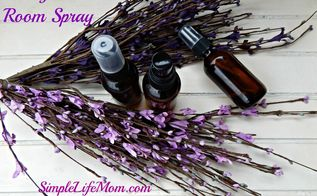 natural room spray, cleaning tips, go green