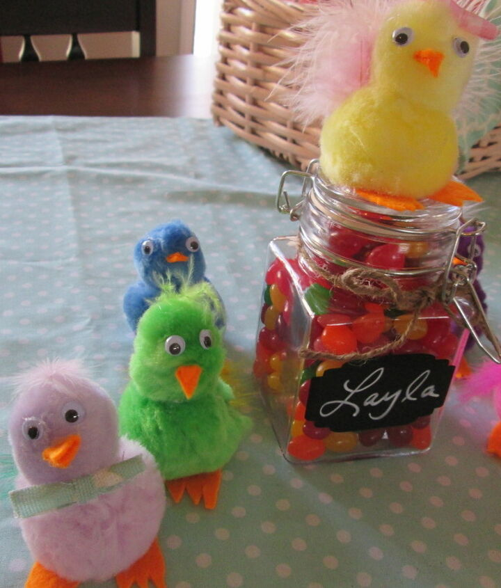 easy furry easter friends for baskets and favors, crafts, easter decorations, how to, repurposing upcycling, seasonal holiday decor