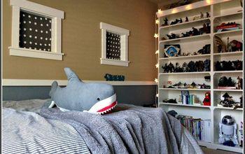 Big Boy Bedroom Reveal With IKEA