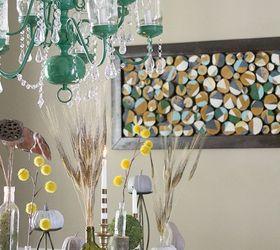 Beau Upcycled Vintage Inspired Chandelier, Dining Room Ideas, Lighting, Mason  Jars, Painting,