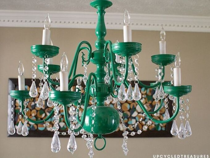 watch bbf48 b93ba Ideas for upcycling An Old Chandelier | Hometalk