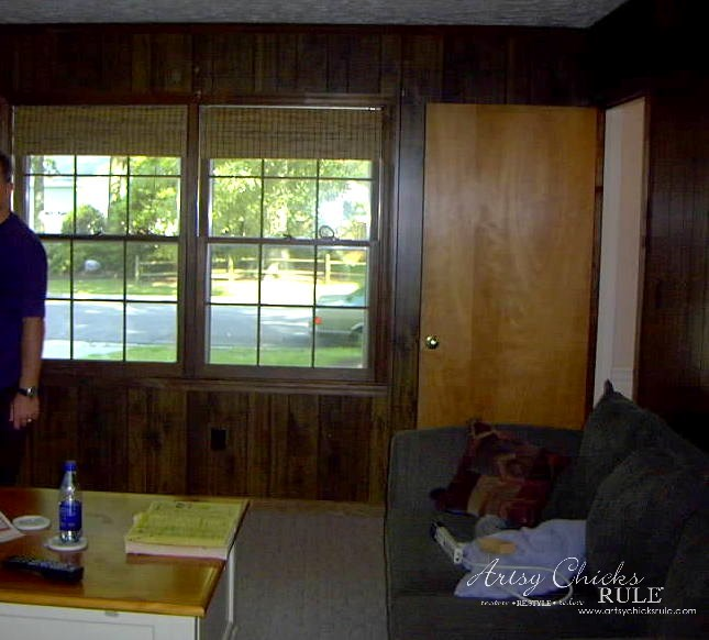 family room makeover 10 years in the making, fireplaces mantels, home improvement, living room ideas, painting
