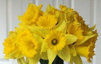 Spring Mason Jar Vase