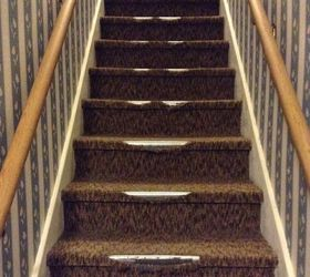Perfect Q Removing Indoor Outdoor Carpet From Stairs, Home Improvement, Stairs,  Reupholster, From