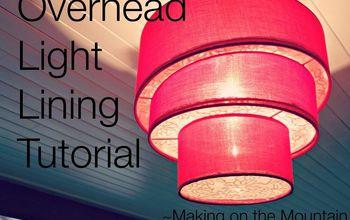 Overhead Light Lining Tutorial