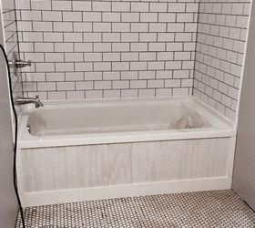 Lovely How To Build A Bathtub Frame Ideas
