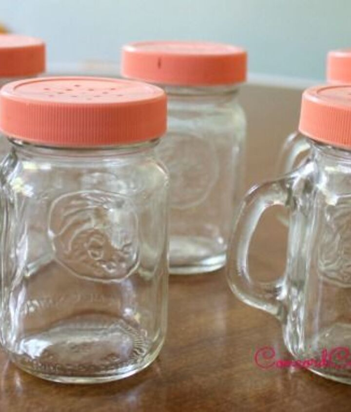 painted spring vases, crafts, flowers, how to, mason jars, repurposing upcycling