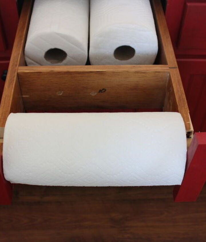 Under Counter Paper Towel Holder Hometalk