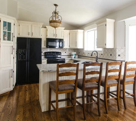 My Mom S Kitchen Renovation Is Complete, Kitchen Backsplash, Kitchen  Cabinets, Kitchen Design