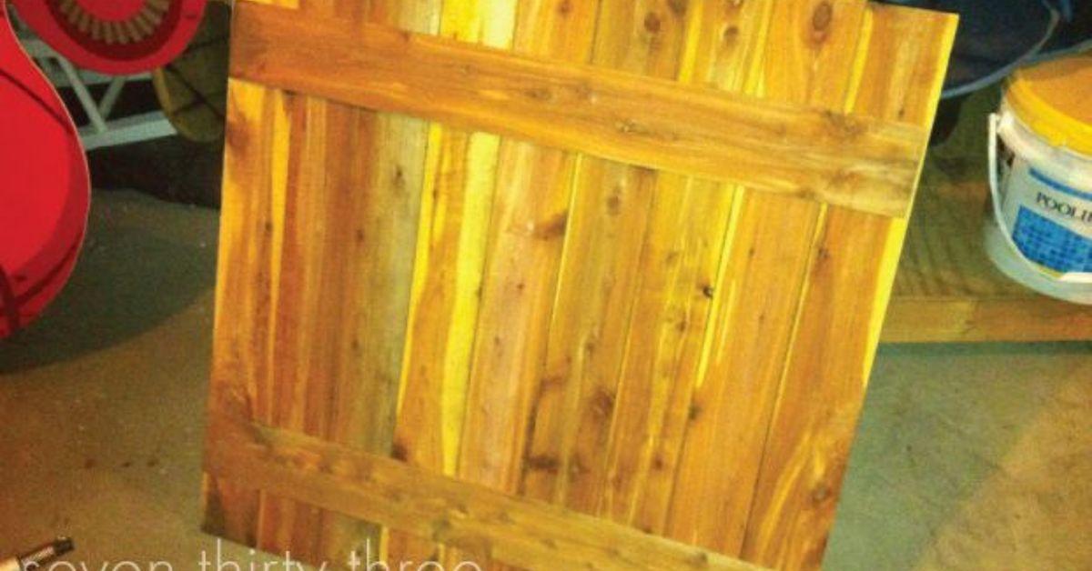 Perfect Plank Wall Decor Vignette - All About Wallart - adelgazare.info