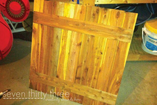 Wood Plank Wall Art | Hometalk