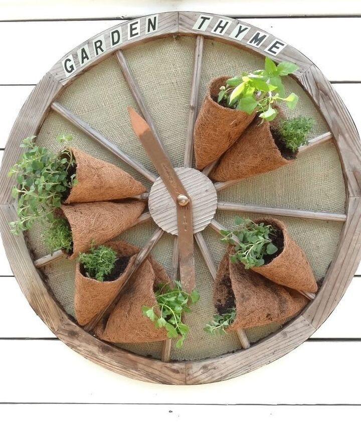 garden herbs, container gardening, gardening, how to, outdoor living, repurposing upcycling