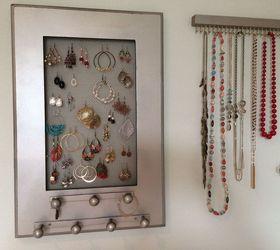 DIY Jewelry Holder Hometalk