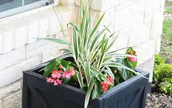 $25 DIY Versailles Planter