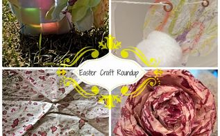easter craft roundup, crafts, easter decorations, how to, repurposing upcycling, seasonal holiday decor