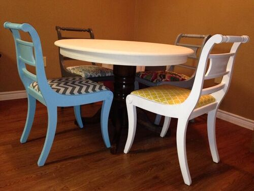best paint for wood furnitureCan I use wall paint on old finished wooden furniture  Hometalk