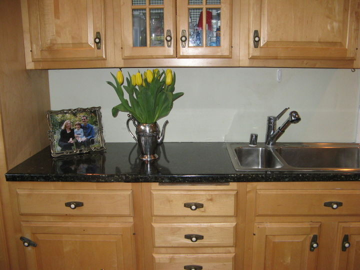 Faux Granite Counters Using Vinyl Film Hometalk