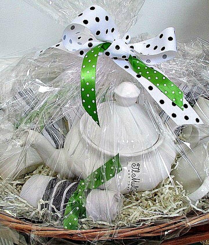 diy gift baskets, container gardening, crafts, gardening, homesteading