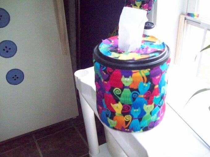 craft post, bathroom ideas, crafts, repurposing upcycling