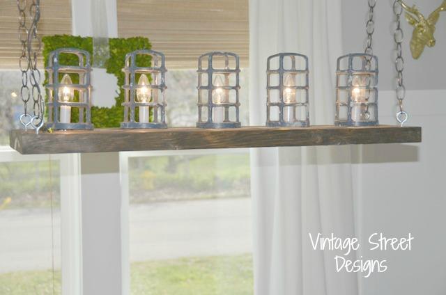 pottery barn inspired chandelier, diy, lighting, repurposing upcycling