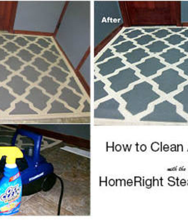 how to clean an area rug with steam, cleaning tips, how to, reupholster