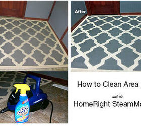 Nice How To Clean An Area Rug With Steam, Cleaning Tips, How To, Reupholster