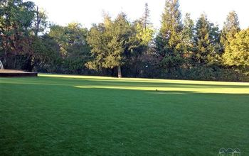 global syn turf artificial grass in woodside ca, landscape, lawn care