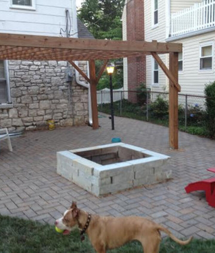 pergola shade on the cheap, decks, outdoor living