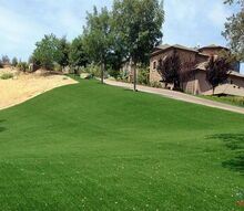 global syn turf artificial grass in malibu ca, landscape, lawn care