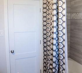 Diy Extra Long Shower Curtain, Bathroom Ideas, How To, Small Bathroom Ideas,