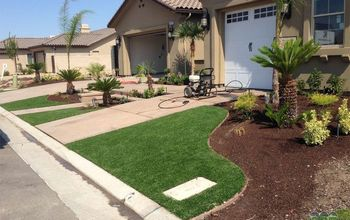 global syn turf artificial grass in huntington beach ca, landscape, lawn care