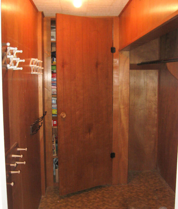 closet renovation using reclaimed barn wood, closet, woodworking projects