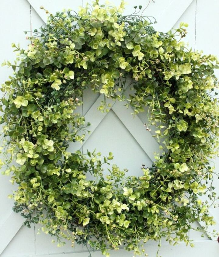 how to make a boxwood wreath, crafts, how to, wreaths