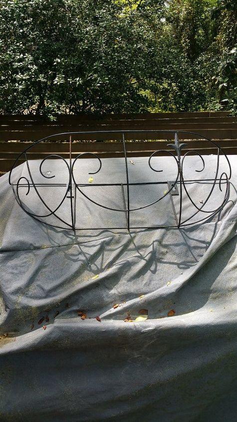 window box cheap hack, container gardening, gardening, repurposing upcycling, Empty window box