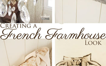 Creating a French Farmhouse Look for Less