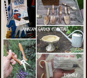 My Landscape Garden Essentials, Gardening, Homesteading, Landscape, Tools,  My Landscape Garden