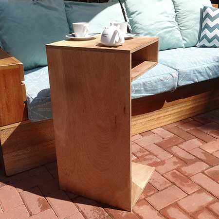 Diy Multi Purpose Outdoor Wood Table Laptop Table Tv Tray Or