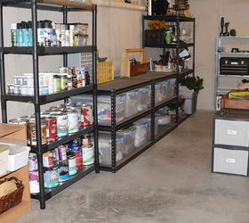 Exceptionnel A Bit Of Basement Organization, Basement Ideas, Organizing, Storage Ideas