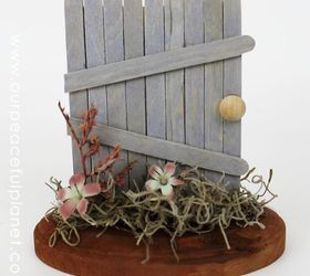 stand alone fairy doors container gardening crafts gardening repurposing upcycling : fairies doors - pezcame.com