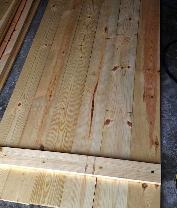 diy vertical herb garden part 1, container gardening, gardening, homesteading, how to, woodworking projects