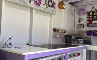 tool shed to craft room, craft rooms, crafts, organizing, outdoor living, repurposing upcycling, storage ideas