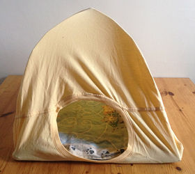 easy diy cat tent made for free how to pets animals repurposing upcycling & Easy DIY Cat Tent Made For Free   Hometalk
