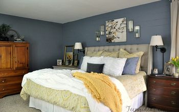 Sultry Master Bedroom Retreat