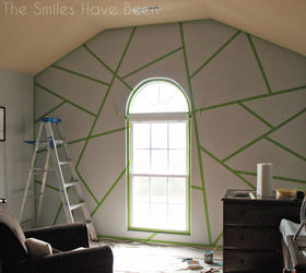 Bright Bold Accent Wall In Little Boy S Room, Bedroom Ideas, How To,